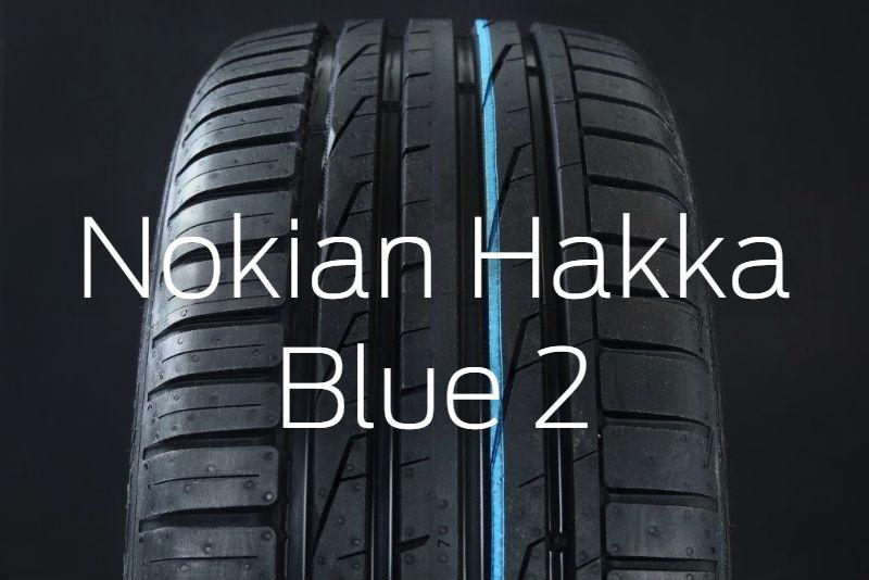 Nokian Hakka Blue 2 passar medelstora bilar
